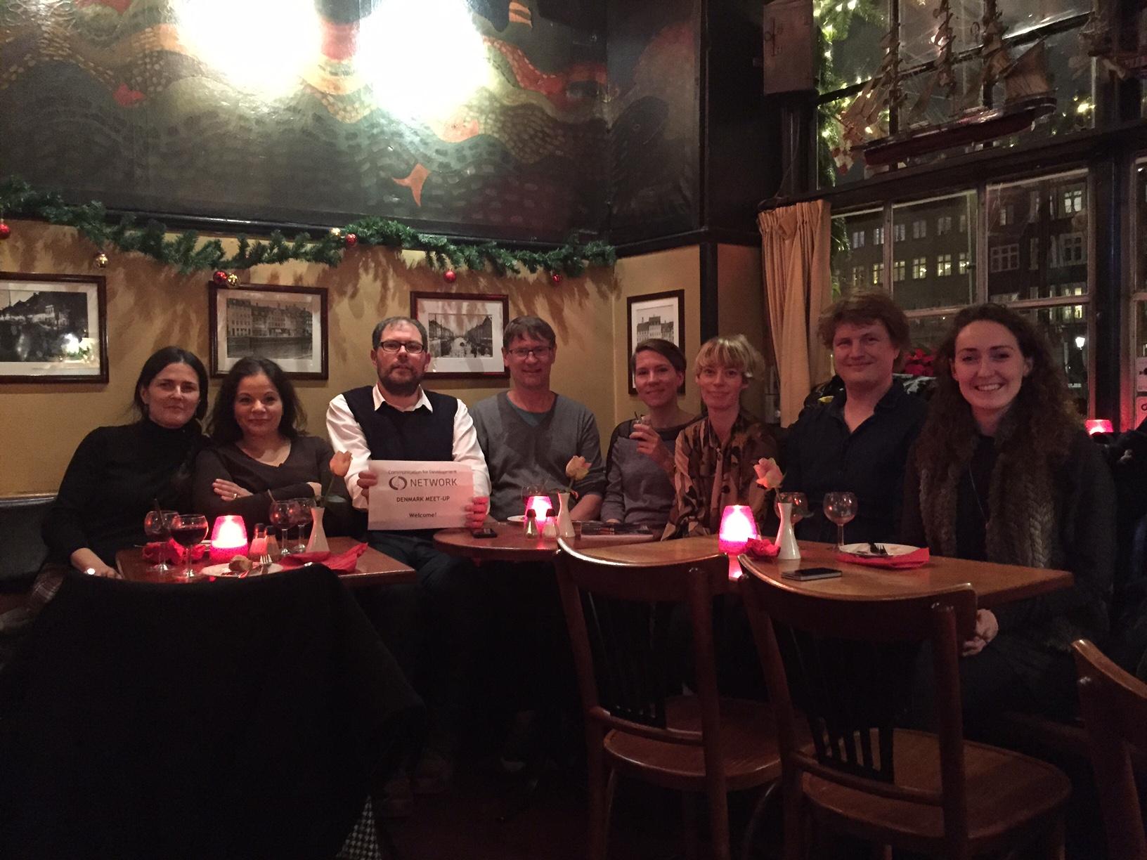 Copenhagen Meet-up Dec 15