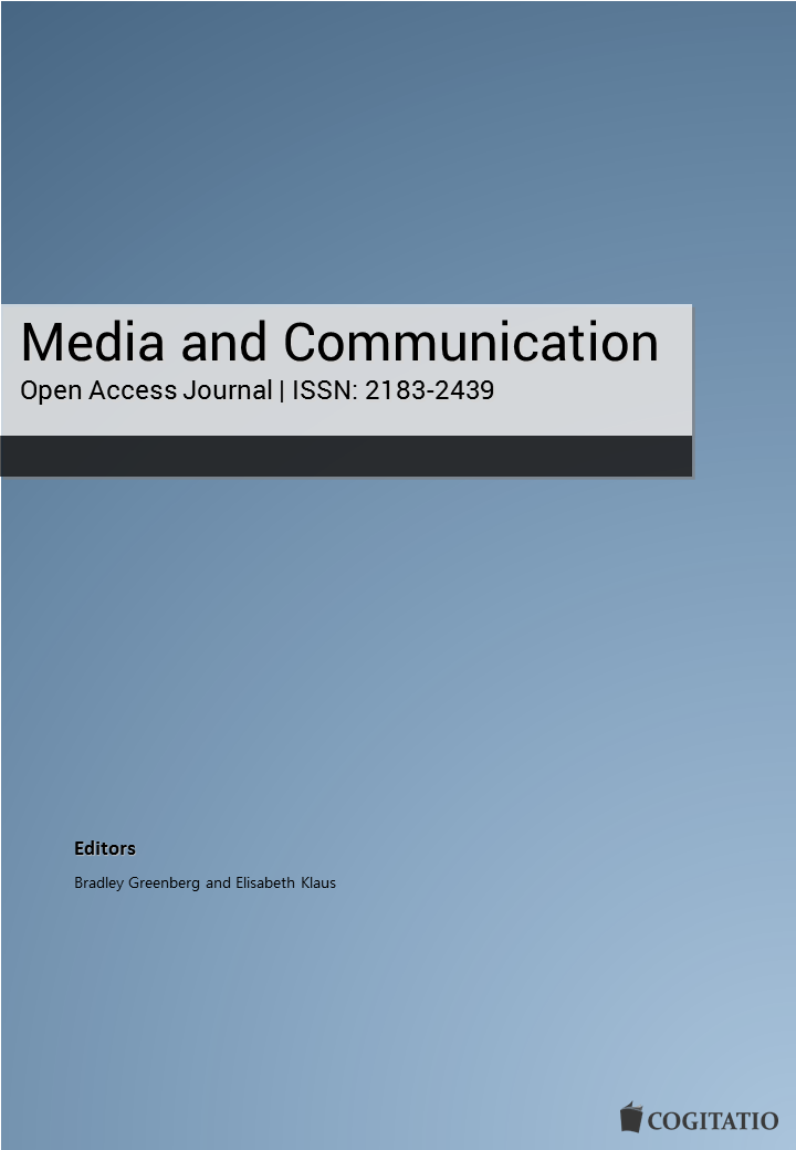 New Media and Communication volume: 'Peacebuilding and New Media'