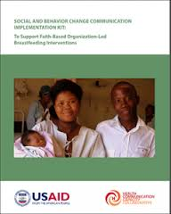 SBCC I-Kit to support faith-based organisation led breastfeeding interventions (The Health Communication Capacity Collaborative 2014)