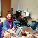 Reading University Students Work with the C4D Network to Map International Sector